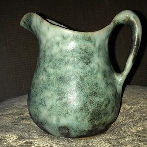 "Vintage Pitcher/Vase Stunning Colors 6.5x5x3"" ❤️"